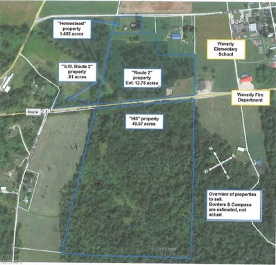 Route 2 Emerson, Waverly, WV 26184 - MLS#: 3991223