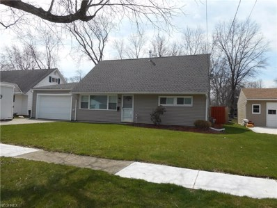245 Wallace Dr, Berea, OH 44017 - MLS#: 3991657