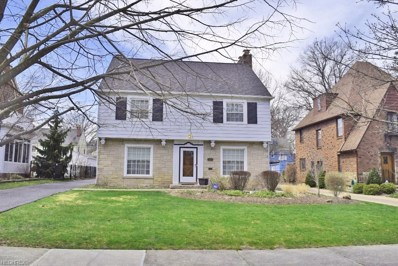 3694 Traver Rd, Shaker Heights, OH 44122 - MLS#: 3991888
