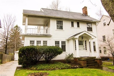 2598 Canterbury Rd, Cleveland Heights, OH 44118 - MLS#: 3991910