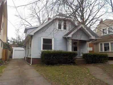 15621 Greenway Rd, Cleveland, OH 44111 - MLS#: 3992212