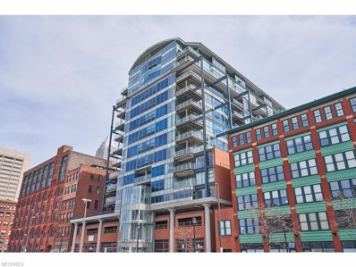 701 W Lakeside Ave UNIT 809, Cleveland, OH 44113 - MLS#: 3992674
