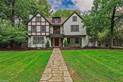 17433 Shelburne Rd, Cleveland Heights, OH 44118 - MLS#: 3992732