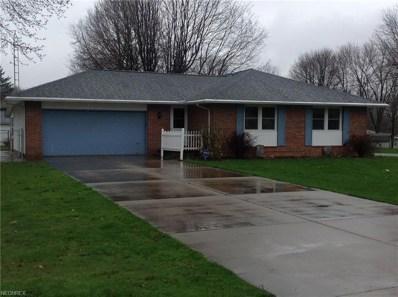 10877 Hazelview Ave NORTHEAST, Alliance, OH 44601 - MLS#: 3992874