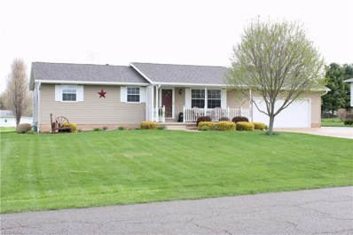 1037 Canyon St NORTHEAST, Uniontown, OH 44685 - MLS#: 3993173