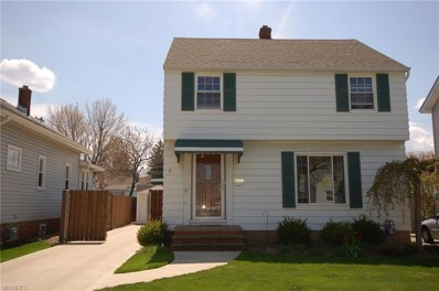 8223 Fernhill Ave, Parma, OH 44129 - MLS#: 3993393