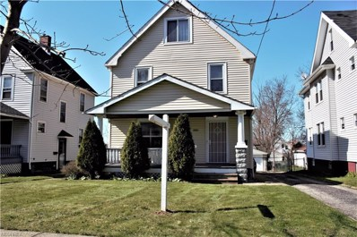 8805 Jeffries Ave, Cleveland, OH 44105 - MLS#: 3993407
