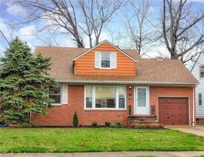 414 Halle Dr, Euclid, OH 44132 - MLS#: 3993514