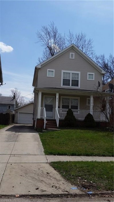 853 Helmsdale Rd, Cleveland Heights, OH 44112 - MLS#: 3993559