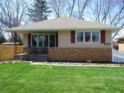 16557 Brinbourne Ave, Middleburg Heights, OH 44130 - MLS#: 3993813