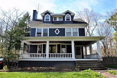 2816 Edgehill Road, Cleveland Heights, OH 44118 - #: 3994204