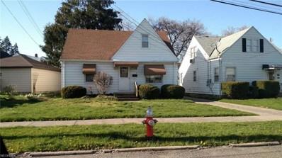 11119 Danbury Avenue, Garfield Heights, OH 44125 - #: 3994888