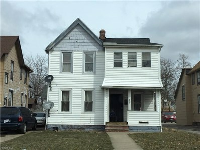 815 Whitcomb Rd, Cleveland, OH 44110 - MLS#: 3995015