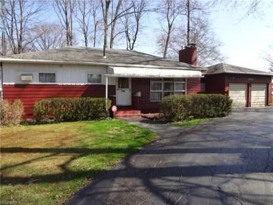 1610 Oakdale Dr NORTHWEST, Warren, OH 44485 - MLS#: 3995064