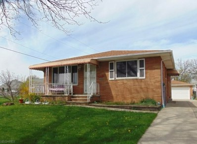 4572 W 144th St, Cleveland, OH 44135 - MLS#: 3995395