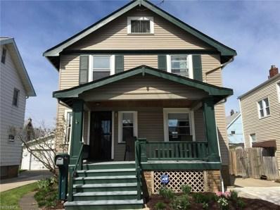 2138 Elbur Ave, Lakewood, OH 44107 - MLS#: 3995528