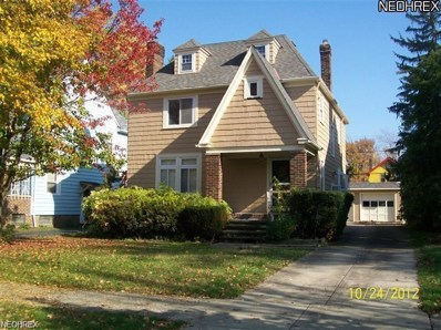 917 Cambridge Rd, Cleveland Heights, OH 44121 - MLS#: 3995853