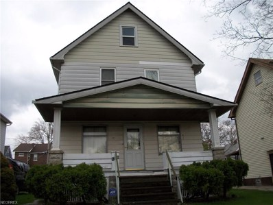 8710 Jeffries Ave, Cleveland, OH 44105 - MLS#: 3995907