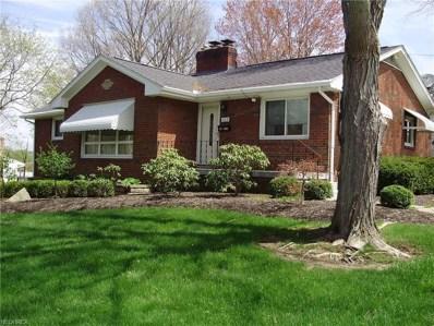 153 Oak Knoll Dr, Hubbard, OH 44425 - MLS#: 3996048