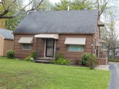 1752 Drexel Ave NORTHWEST, Warren, OH 44485 - MLS#: 3996590
