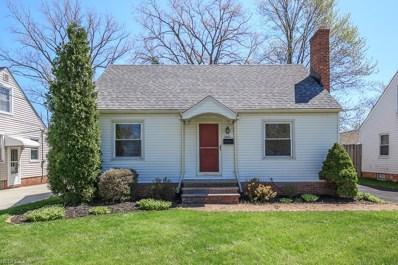 1661 Lander Rd, Mayfield Heights, OH 44124 - MLS#: 3996870