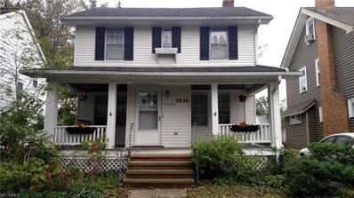 3826 Parkdale Rd, Cleveland Heights, OH 44121 - MLS#: 3997049