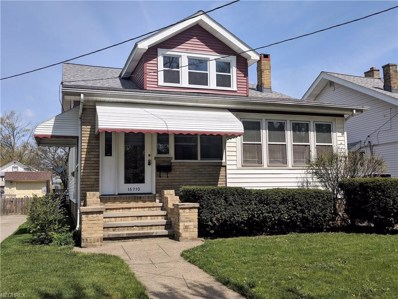 15710 Lydian Ave, Cleveland, OH 44111 - MLS#: 3997414