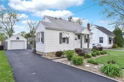 58 Woodrow Ave, Boardman, OH 44512 - MLS#: 3997470