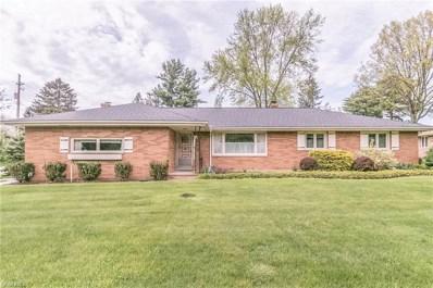 1801 Oakes Rd, Broadview Heights, OH 44147 - MLS#: 3998007