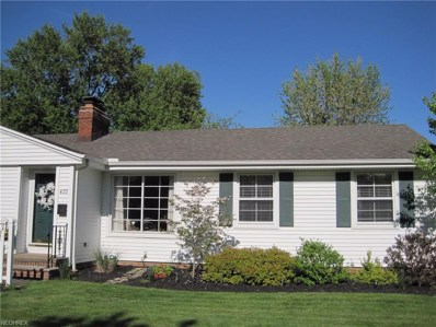 423 Powell Dr, Bay Village, OH 44140 - MLS#: 3998275