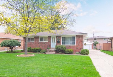 2000 Oaklawn Dr, Parma, OH 44134 - MLS#: 3998413