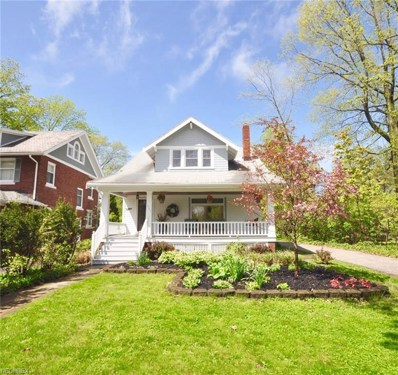 3383 E Monmouth Rd, Cleveland Heights, OH 44118 - MLS#: 3999237