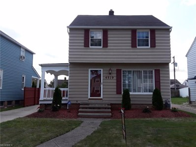 4519 Albertly Ave, Parma, OH 44134 - MLS#: 4000665
