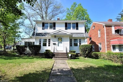 3484 Meadowbrook Blvd, Cleveland Heights, OH 44118 - MLS#: 4000806