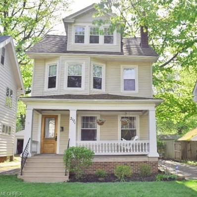 2171 Briarwood Rd, Cleveland Heights, OH 44118 - MLS#: 4001002