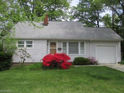 3611 Monticello Blvd, Cleveland Heights, OH 44121 - MLS#: 4001327