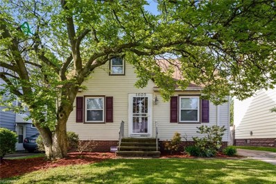 1605 Amberley Ave, Cleveland, OH 44109 - MLS#: 4001431