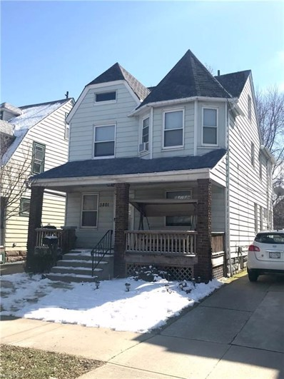 3801 Riverside Ave, Cleveland, OH 44109 - MLS#: 4001448