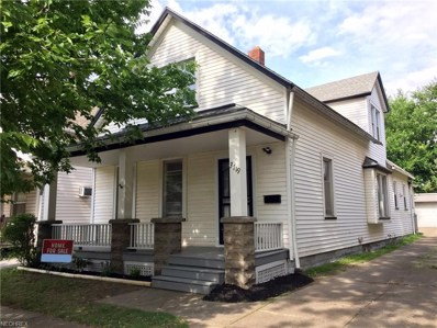 3719 E 52nd St, Cleveland, OH 44105 - MLS#: 4001515