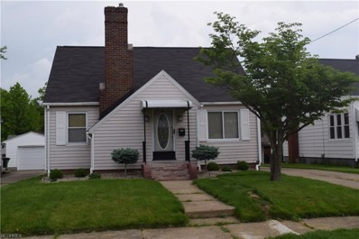 583 E Ford Ave, Barberton, OH 44203 - MLS#: 4001566