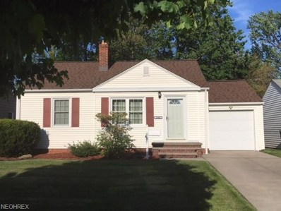 1649 Overbrook Rd, Lyndhurst, OH 44124 - MLS#: 4002020