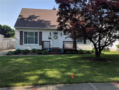 417 Notre Dame Ave, Cuyahoga Falls, OH 44221 - MLS#: 4002251