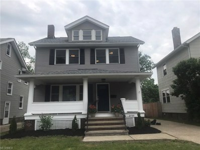 2165 Richland Ave, Lakewood, OH 44107 - MLS#: 4002672