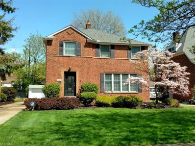 2587 Charney Rd, University Heights, OH 44118 - MLS#: 4002828