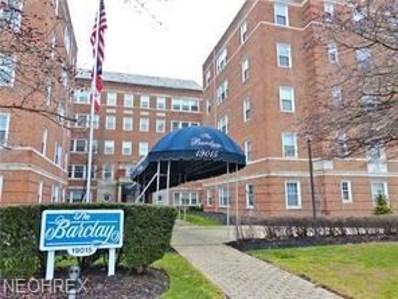 19015 Van Aken Blvd UNIT 217, Shaker Heights, OH 44122 - MLS#: 4003290