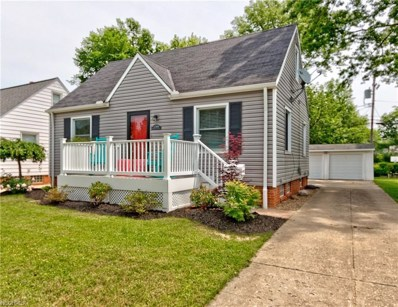 1389 Parkview Dr, Lyndhurst, OH 44124 - MLS#: 4003300