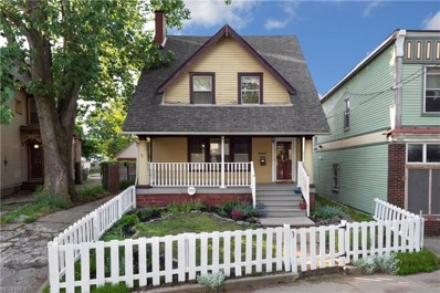 5502 Franklin Ave, Cleveland, OH 44102 - MLS#: 4003366