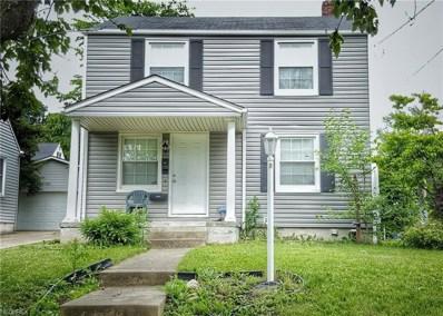 1673 Oakwood Ave, Akron, OH 44301 - MLS#: 4003454