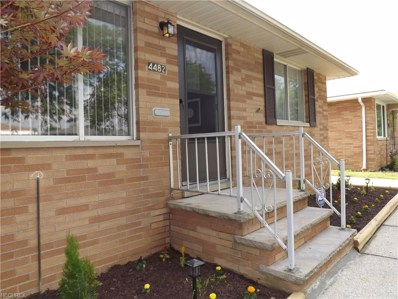 4482 W 144th St, Cleveland, OH 44135 - MLS#: 4003629