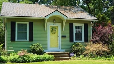 478 Oakmoor Rd, Bay Village, OH 44140 - MLS#: 4003797